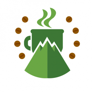 brand logo - Coffee Mountain (logo only)