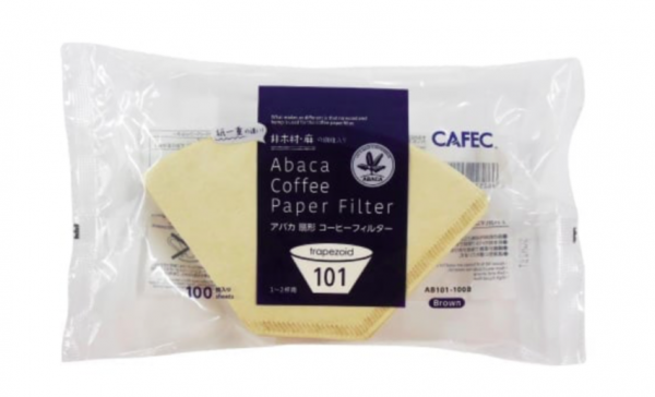 ABACA Trapezoid Filter Paper AB101-100B