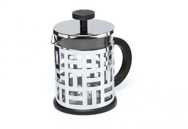 BODUM EILEEN French Press Coffee Maker Silver