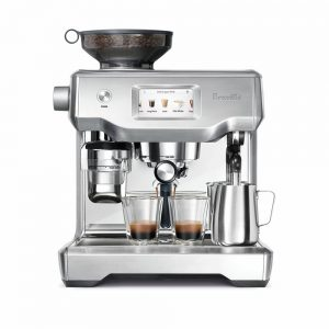 Breville the Oracle Touch BES990BSS Espresso Machine