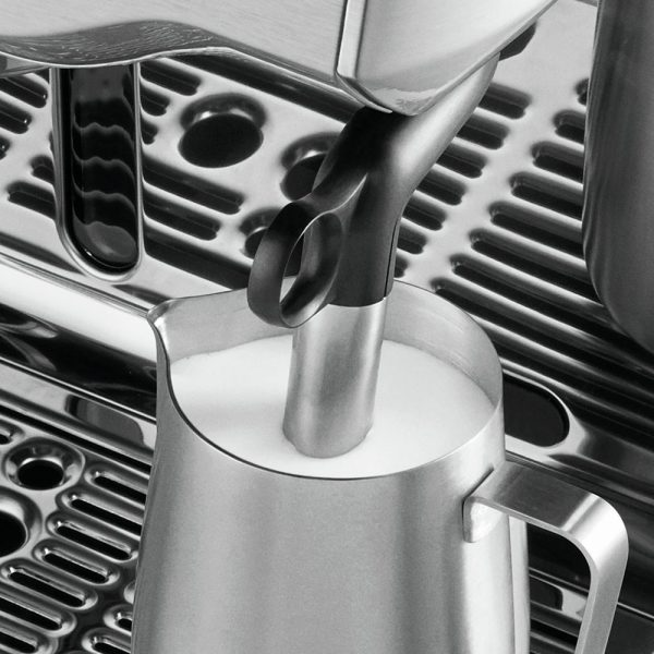 Breville the Oracle Touch BES990BSS Espresso Machine 4