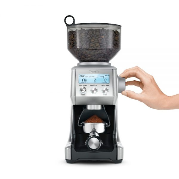 Breville the Smart Grinder Pro BCG820BSS 2