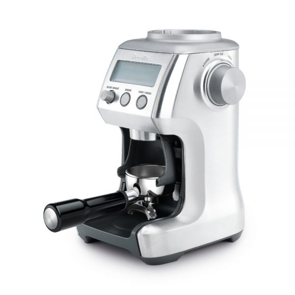 Breville the Smart Grinder Pro BCG820BSS 4