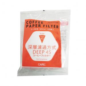 CAFEC Deep45 Filter Paper DDF-100W