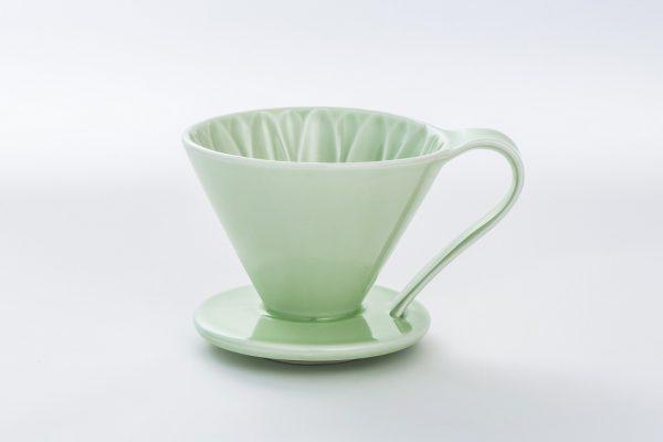 CAFEC Flower Dripper – green