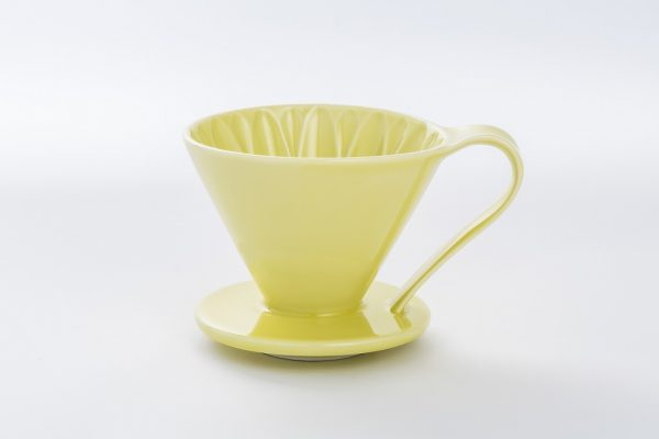 CAFEC Flower Dripper – yellow