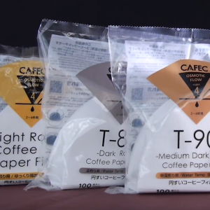 CAFEC Roasting Level Special Paper Collection