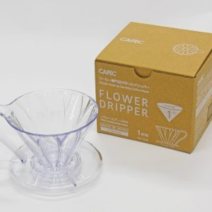 CAFEC crystal dripper 1P PFD-1
