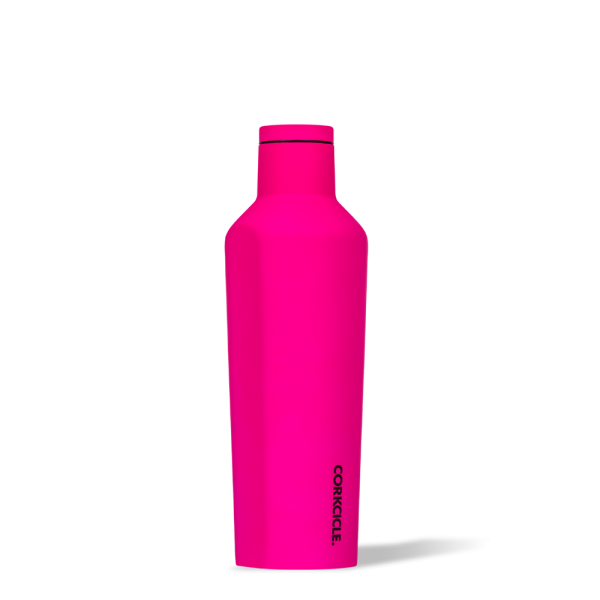 Corkcicle_16oz_Canteen_Neon_Pink_Side_View_1000x1000