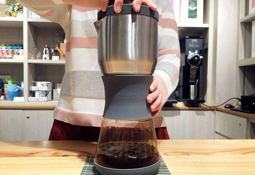 FELLOW Duo Coffee Steeper – Brew Guide 4