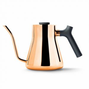 FELLOW Stagg Pour-Over Kettle (Polished Copper)