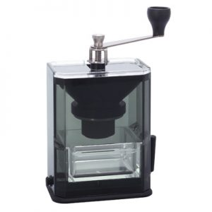 Hario Clear Ceramic Coffee Grinder