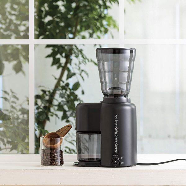 Hario V60 Electric Coffee Grinder Compact 2