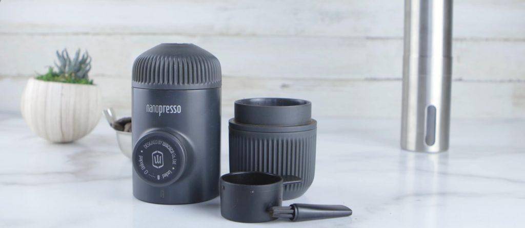 NANOPRESSO Espresso Machine – Brew Guide 1