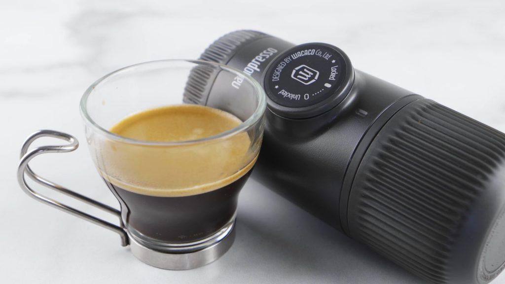 NANOPRESSO Espresso Machine – Brew Guide 10