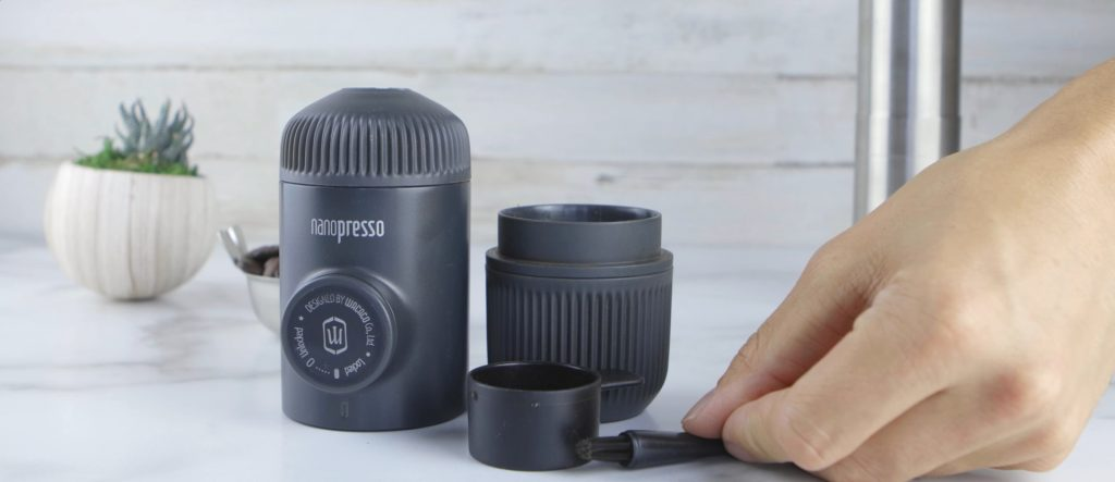 NANOPRESSO Espresso Machine – Brew Guide 1a