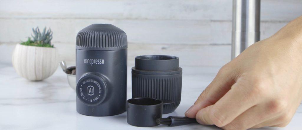 NANOPRESSO Espresso Machine – Brew Guide 1a