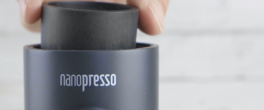 NANOPRESSO Espresso Machine – Brew Guide 2b