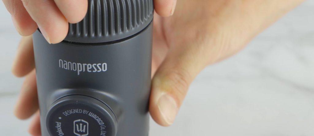 NANOPRESSO Espresso Machine – Brew Guide 6