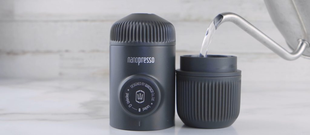 NANOPRESSO Espresso Machine – Brew Guide 7a