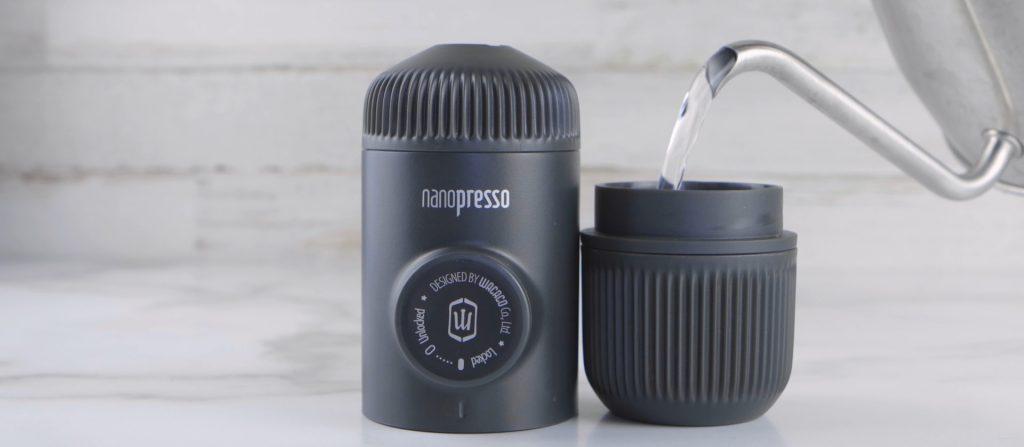 NANOPRESSO Espresso Machine – Brew Guide 7a