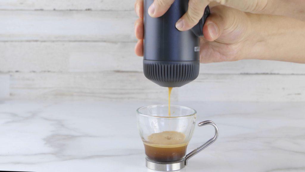 NANOPRESSO Espresso Machine – Brew Guide 9
