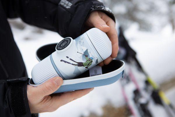 NANOPRESSO JOURNEY - winter ride 2
