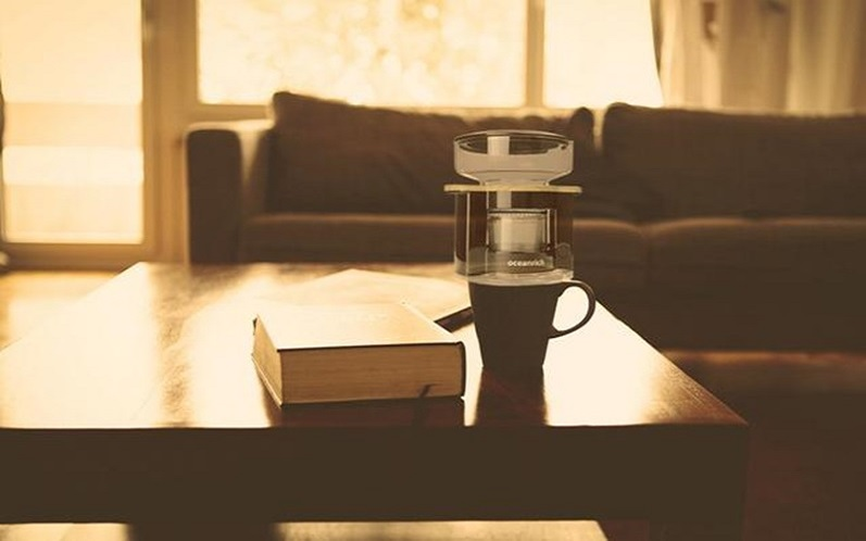 Oceanrich Auto-Drip Coffee Maker – Brew Guide 4