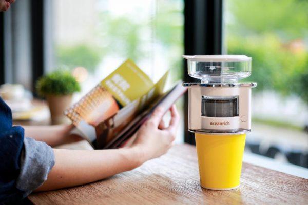Oceanrich Auto-Drip Coffee Maker 3