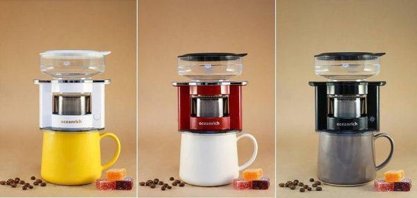 Oceanrich Auto-Drip Coffee Maker 4