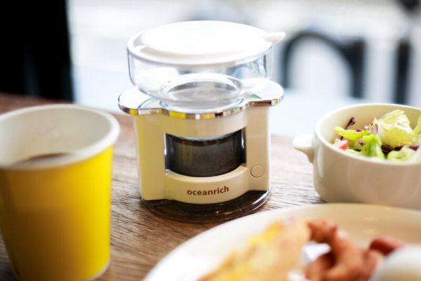 Oceanrich Auto-Drip Coffee Maker 5