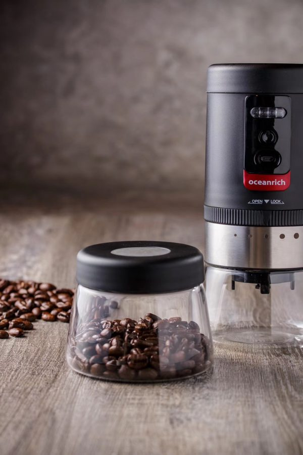 Oceanrich Rechargeable Electric Grinder G1 4