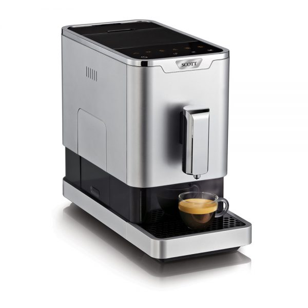 SCOTT SLIMISSIMO Fully-auto Espresso Machine 1