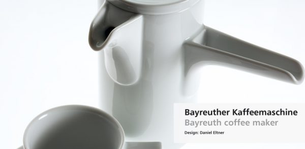 Walküre Bayreuth Coffee Maker 2