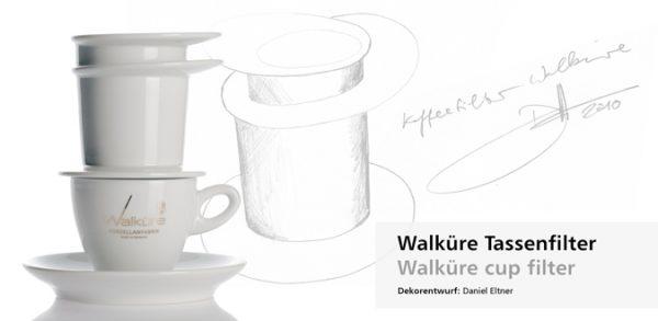 Walküre Cup Filter 4