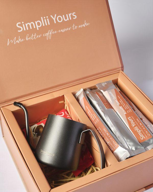 LA DRiP - 1 cup drip coffee kit 2