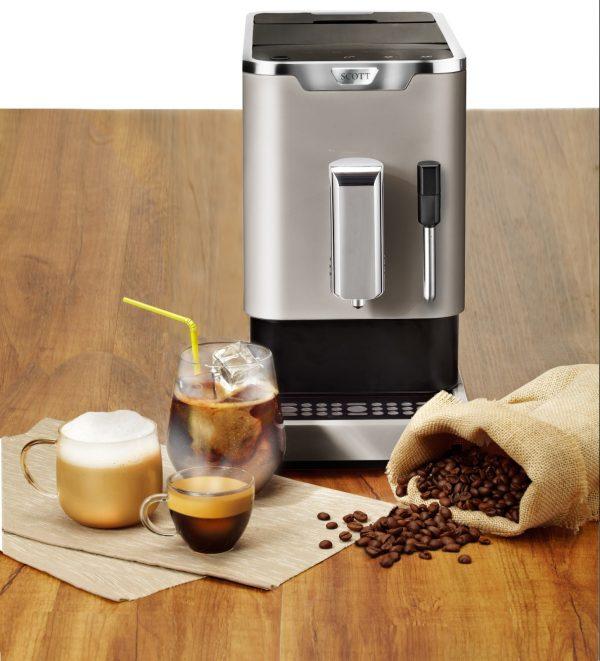 SCOTT SLIMISSIMO & Milk Fully-auto Espresso Machine 5