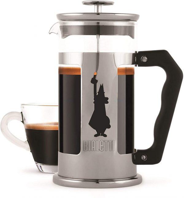Bialetti French Press Coffee Maker Omino 5