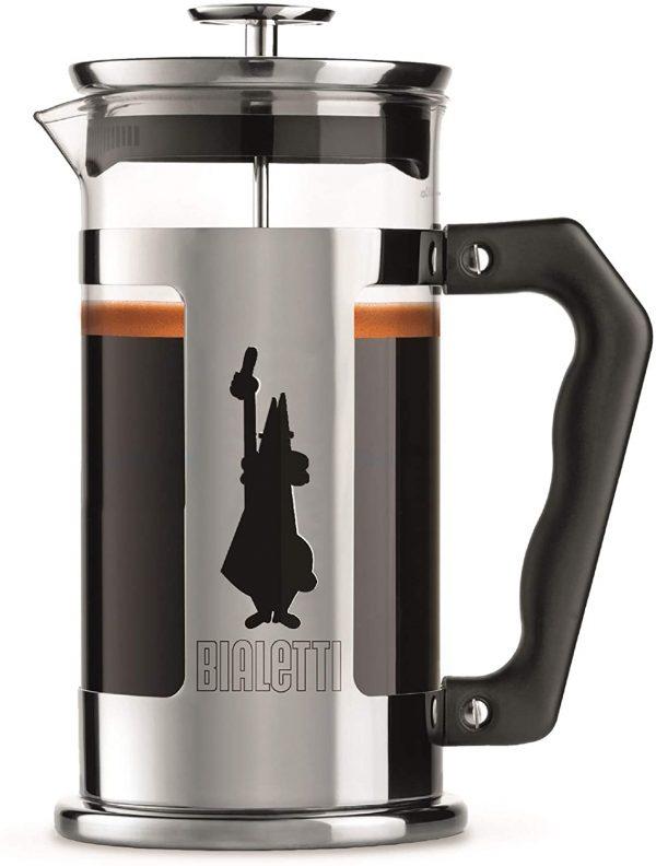 Bialetti French Press Coffee Maker Omino