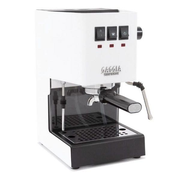 Gaggia Classic Pro White 2