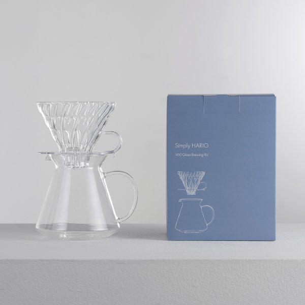 V60 Glass Brewing Kit 2